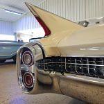 Cadillac Eldorado Seville Mycket Välutrustad 1960