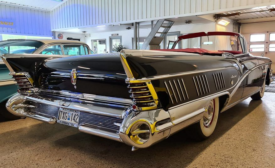 Buick Limited Cabriolet 1958
