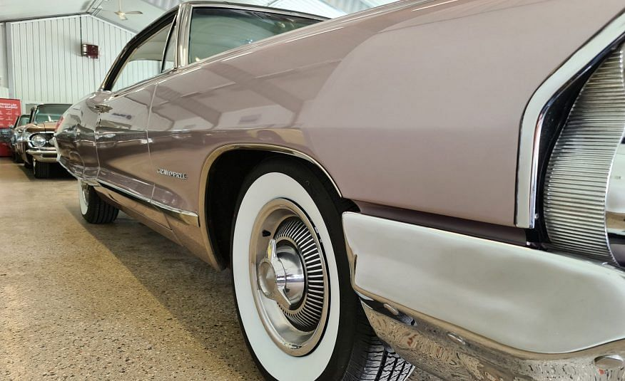 Pontiac Grand Prix 65 i helrätt färg