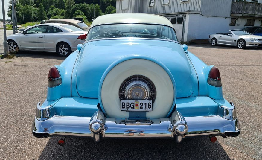 Cadillac Coupe De Ville 1953