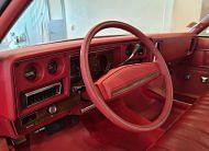 Chevrolet El Camino 1977 Lågmilare