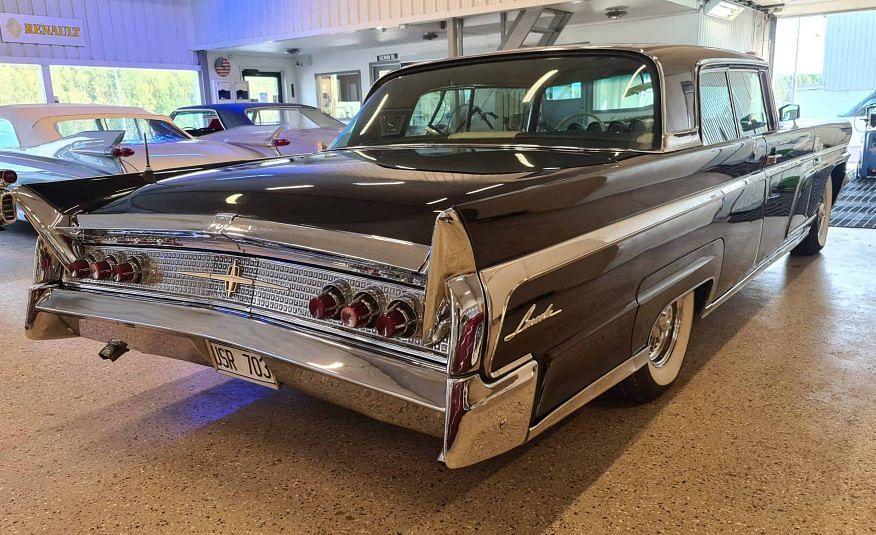 Lincoln Premiere 2dr HT 1960 Påkostad bil!