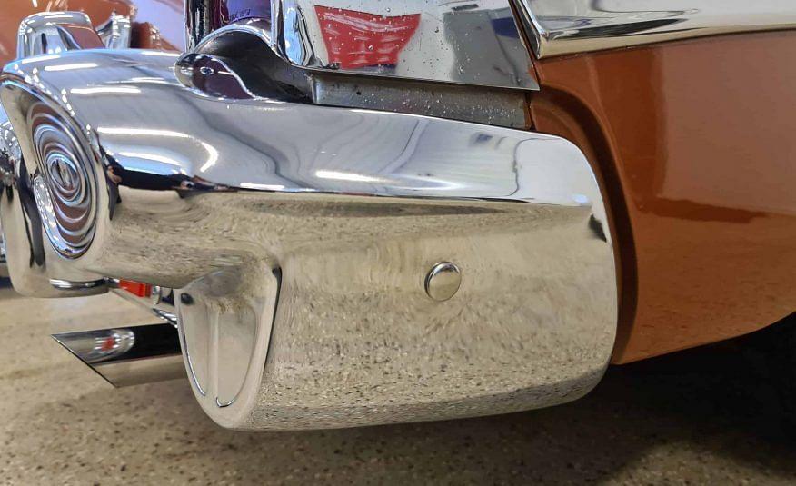 Chevrolet Bel Air Sport Coupé 57 283 PG