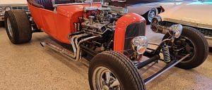 Hot Rod V8 finns hos oss nu