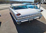 Oldsmobile Ninety-Eight Holidy Sport Sedan Flattop 1959