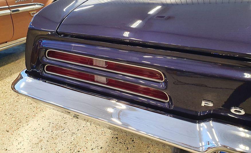 Pontiac Firebird Cabriolet 69 Mycket påkostad